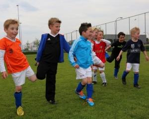 Rabobank Kick-off