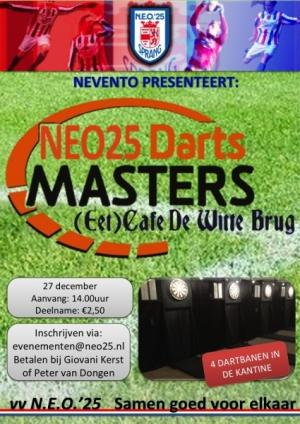 NEO'25 Darts Masters