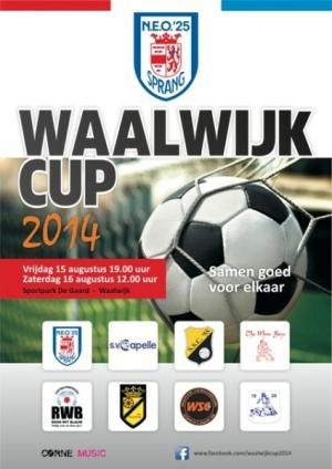 Waalwijkcup 2014