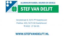 Stef van Delft Kaatsheuvel B.V.